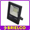 FOCO PROYECTOR LAMPARA LED 20W 220V SOPORTE ORIENTABLE 180X140X50MM NEGRO BD8934