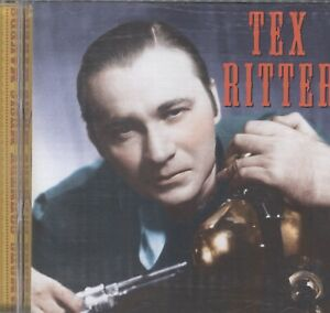 Tex Ritter - Famous Country Music Makers CD