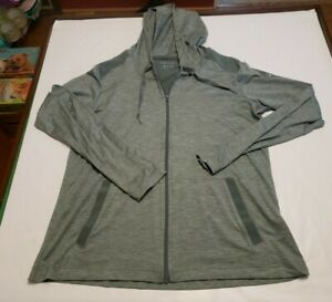Columbia Women's Omni Wick Evaporation Full Zip  Hooded Jacket - L large