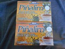 2 X  PINALIM TEA.  Te de Pina ENVIO GRATIS Pineapple Diet. 60 Day supply