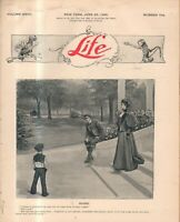1896 Life June 25 - Congress bills to pay for Civil War monuments;Bicycle racing
