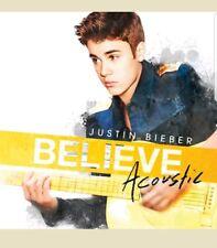 Justin Bieber : Believe: Acoustic CD (2013)