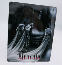 DRACULA - Glossy Bluray Steelbook Magnet Cover (NOT LENTICULAR)