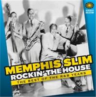Memphis Slim-Rockin' the House  (UK IMPORT)  CD NEW