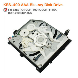 KES-490AAA Blu-ray Disk Drive Replacement Fit Sony PS4 BDP-020 BDP-025 CUH-1001A