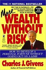 More Wealth Without Risk by Charles J. Givens (1995, E-book)