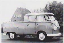 carte postale - VW VOLKSWAGEN COMBI KOMBI T1 VAN PICK UP 1959 - 10X15 CM