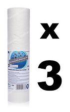 "3 x 1 micron sediment filter 10"",Bio-diesel,wvo vegetable oil filter!"