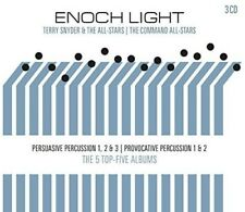Enoch Light - Persuasive & Provocative Percussion [New CD] Holland - Import