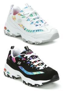 2021 SKECHERS Women's D'Lites Pretty, Bright Sneakers in Medium and Wide Widths