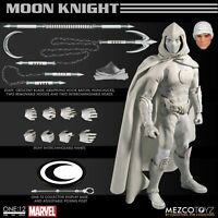 "Mezco ONE:12 COLLECTIVE MARVEL UNIVERSE Moon Knight 6"" action figure PRESALE"