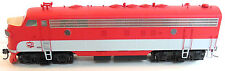Missouri Kansas Texas (Mkt) Fp7A W/Dcc Installed - Ho-Scale- Smooth Running Loco