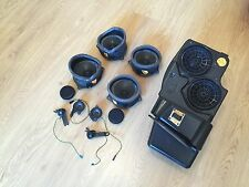 BMW OEM E53 X5 TOP HiFi DSP FULL Set Speackers and Tweeters Plus Subwoofer