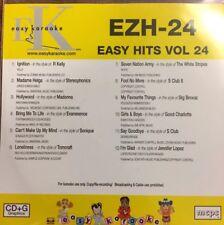 Easy Karaoke Hits Series - EZH-24, Ft Hits S Club, Jennifer Lopez, Madonna