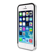 Artwizz Bumper II Schutzrahmen Cover Case Metallook iPhone SE/5S/5, titan B-Ware