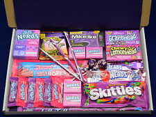 American Candy Gift Box - Birthday Present - Hamper - Airheads - Sweets - Nerds