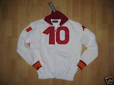 KAPPA AS ROMA 2009 Felpa Jacket Eroi 10 TOTTI tg. XL