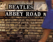 "The Beatles Abby Road Album Back Cover Photo Print 14 x 11"" ..."