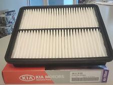 2010-2013 Kia Sorento Engine Air Filter OEM 28113-2P100