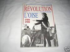 la revolution dans l'oise , m peronnet , horvath , 1989