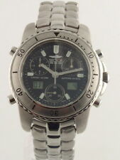SECTOR 550 CHRONO ALARM SWISS MADE SAPPHIRE CRYSTAL MEN'S WATCH