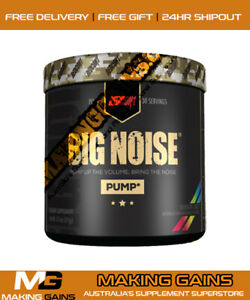 Redcon1 Big Noise Preworkout Pump Formula | All Flavours | CHEAPEST@MAKING GAINS