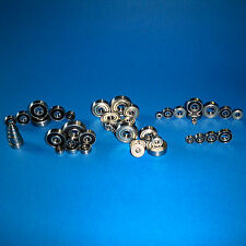 Kugellager Miniaturlager 604 - 609, 623 - 629, 682 - 688, 692 - 699, 2RS od. ZZ