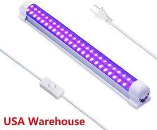 UV LED Germicidal Black Light Bulb Ultraviolet Sterilizer Disinfection Lamp Tube