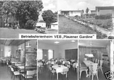 AK, Remtengrün Vogtl., Heim VEB Plauener Gardine, 1987