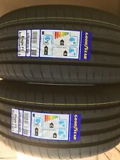 2x 225/40 R18 goodyear eagle f1 asymmetric3 Brand-New Tyres