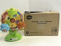 Vtech Lil Critters Spin & Discover Ferris Wheel Baby Toy