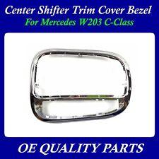 Center Shifter Trim Cover Bezel for Mercedes Benz W203 C Class 2032671988