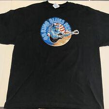 BB King 2005 Blues Fest 80th Birthday Celebration Shirt NEW Sz XXL Rare!!