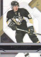 2008-09 SP Game Used Hockey #83 Sidney Crosby Pittsburgh Penguins