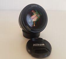Nikon Nikkor 50mm f/1,2, AI Minty