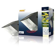 Ranex LED Wandleuchte mit Bewegungsmelder Black