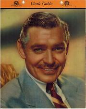 Clark Gable Dixie Premium Portrait 1952