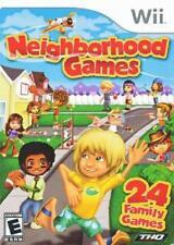 Neighborhood Games Wii Played