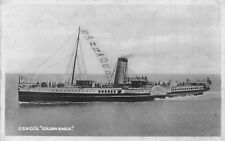 POSTCARD  SHIPS   OSN  GOLDEN  EAGLE   RP