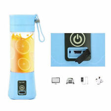Mix Blend Rechargeable Jet Cordless 380ml One Portable Personal Blender Juicer