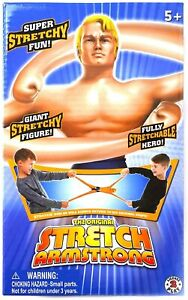 NEW - The Original Stretch Armstrong Action Hero (31 cm)