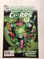 GREEN LANTERN CORPS #47-57 DC COMICS BRIGHTEST DAY