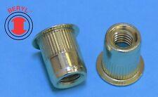 Lfk Steel Rivet Nut Rivnut Insert Nutsert 14 20 Tsbs420 25 Pcs