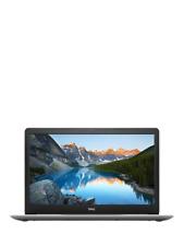 "Dell Inspiron 3793 Intel Core I7-1065G7 8GB RAM 1TB HDD 128GB SSD 17"" Silver"