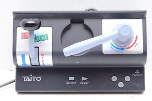 RARE Taito Densha de Go Controller Japan Playstation PS1 Train Simulator Stick