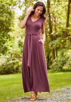 Matilda Jane Chasing Waterfalls Maxi Dress Size L Large Womens New In Bag