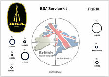 BSA Full Seal Service Kit R10 New