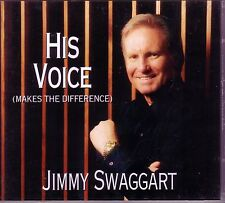 JIMMY SWAGGART His Voice Makes Difference CD O HAPPY DAY Classic Christian Rare