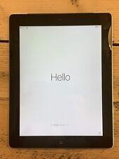 Apple iPad 3rd Generation (A1430) 32GB, Wi-Fi Cellular (O2) & Leather Case