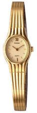 Pulsar Women's Analog Quartz Gold Tone Stainless Steel Watch PEG140